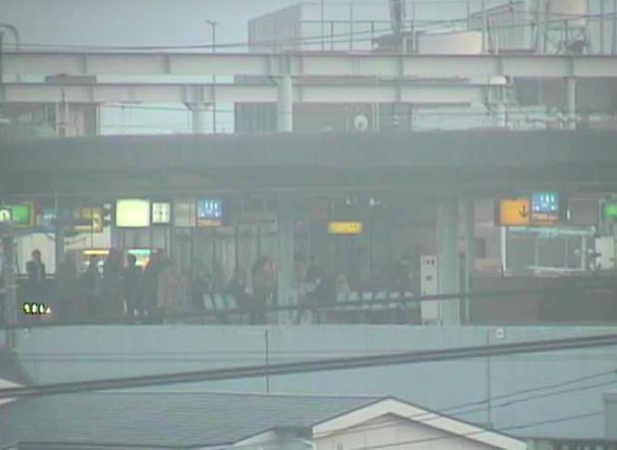 阪神沿線ライブカメラと雨雲レーダー/大阪府大阪市
