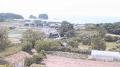 後ヶ浜・立岩海水浴場・竹野川やその周辺ライブカメラと雨雲レーダー/京都府京丹後市