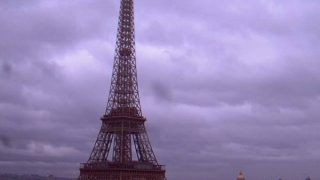 エッフェル塔ライブカメラ/フランス
