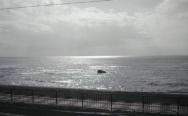 砂辺海岸 ライブカメラと雨雲レーダー/沖縄県北谷町