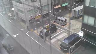 八丁堀の路地裏ライブカメラと雨雲レーダー/東京都中央区