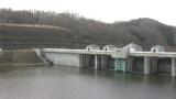 三春ダム(管理所前)ライブカメラと気象レーダー/福島県三春町