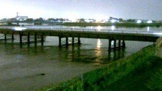 江戸川・綾瀬川・中川ライブカメラと気象レーダー