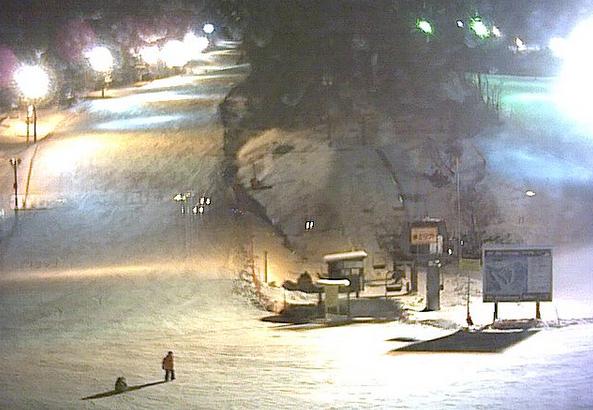 群馬県 (みなかみ町):ノルン水上スキー場のライブカメラ
