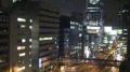 荒川・荒川大橋 ライブカメラ(首都高速7号線)と気象レーダー/東京都江戸川区