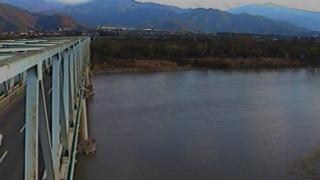 千曲川(ちくまがわ)・岡田川(おかだがわ)・犀川(さいがわ)ライブカメラと雨雲レーダー/長野県長野地域
