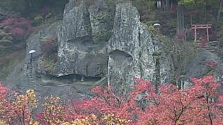 那谷寺の奇岩遊仙境や本殿ライブカメラと雨雲レーダー/石川県小松市