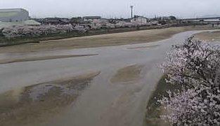 玉島川ライブカメラと雨雲レーダー/佐賀県唐津市