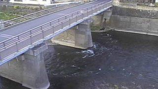 馬淵川など河川と道路 ライブカメラと雨雲レーダー/岩手県一戸町