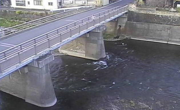 馬淵川など河川と道路 ライブカメラと気象レーダー/岩手県一戸町