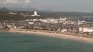 串本町の海や街ライブカメラと気象レーダー/和歌山県串本町
