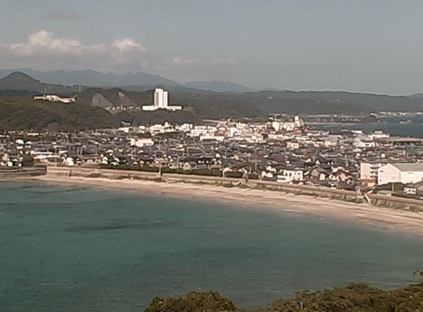 馬坂 ライブカメラと雨雲レーダー/和歌山県串本町