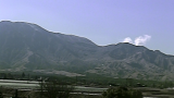 阿蘇山ライブカメラと気象レーダー/熊本県阿蘇市