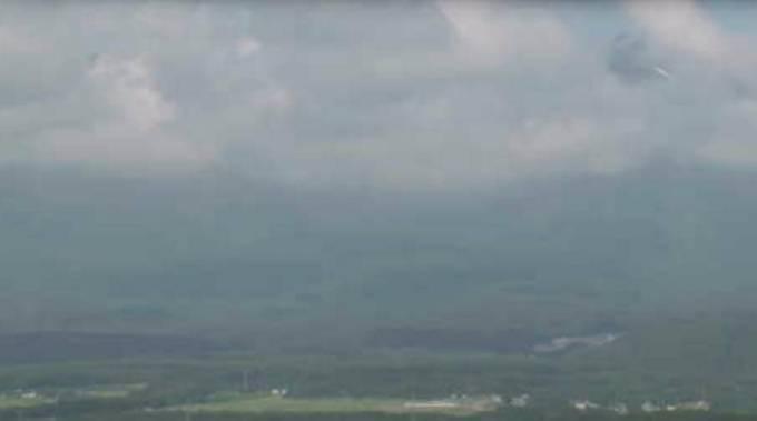 鳥海山と日本海と街並みライブカメラ(6ヶ所)と雨雲レーダー/山形県遊佐町