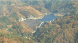 荒川ダムと能泉湖ライブカメラと雨雲レーダー/山梨県甲府市