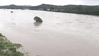 停止中:秋田県記録的大雨ライブカメラ(NHK)と気象レーダー/秋田県