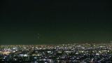 大阪空港・梅田のビル群・あべのハルカスライブカメラと雨雲レーダー/兵庫県宝塚市