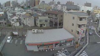 西ケ原4丁目と都電荒川線ライブカメラ(USTREAM)と雨雲レーダー/東京都北区