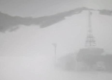 モンデウス飛騨位山スノーパークのゲレンデライブカメラと雨雲レーダー/岐阜県高山市