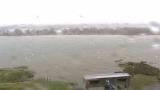 阿賀野川ライブカメラと気象レーダー/新潟県新潟市・五泉市