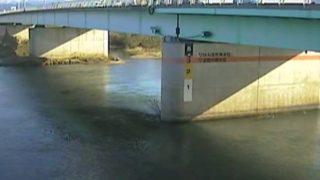 千代川ライブカメラ(4ヶ所)と雨雲レーダー/鳥取県鳥取市
