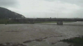 九頭竜川 中角付近ライブカメラと気象レーダー/福井県福井市
