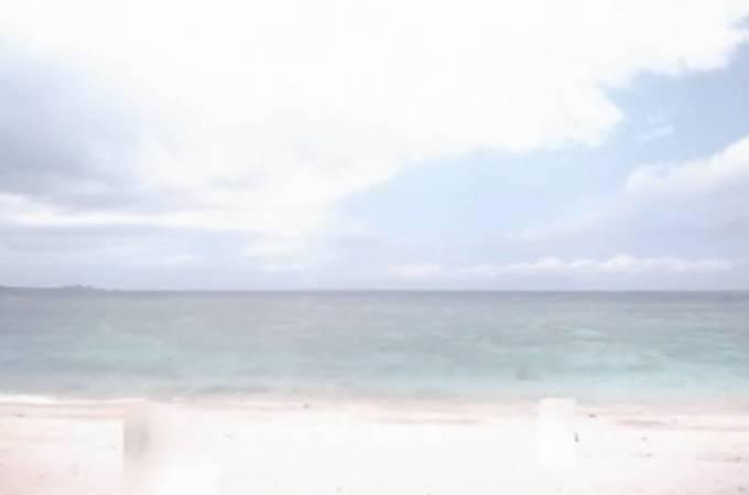 米原海岸ライブカメラと雨雲レーダー/沖縄県石垣市