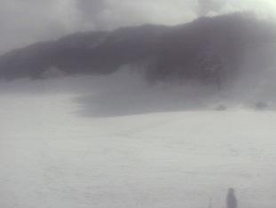 宝台樹スキー場のキッズランド方面ライブカメラと雨雲レーダー/群馬県みなかみ町