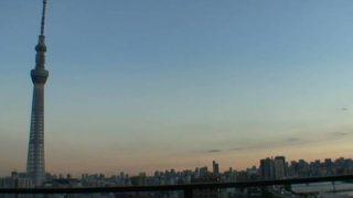 2018年7月29日 隅田川花火大会ライブカメラと雨雲レーダー/東京都台東区
