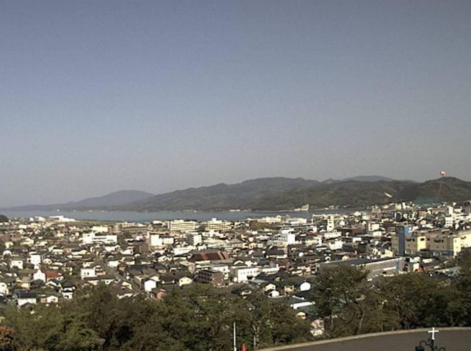 天草市の各所ライブカメラと気象レーダー/熊本県天草市