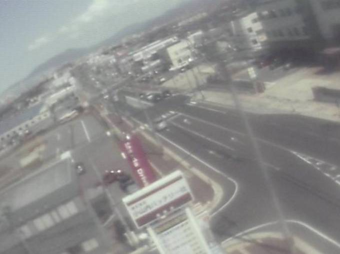 青森市内の街と道路ライブカメラ(9ヶ所)と雨雲レーダー/青森県青森市