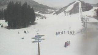北信州・戸狩温泉スキー場ライブカメラと雨雲レーダー/長野県飯山市