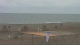 停止中:釜谷浜ライブカメラと雨雲レーダー/秋田県三種町