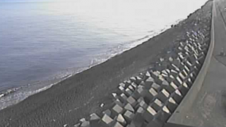 片山津海岸塩浜地区ライブカメラと雨雲レーダー/石川県加賀市