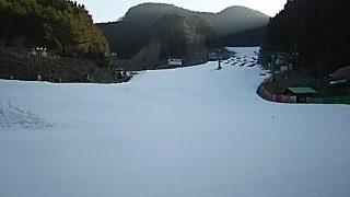 久万スキーランドライブカメラと気象レーダー/愛媛県久万高原町