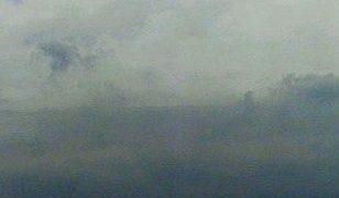 富士砂防事務所屋上から見える富士山ライブカメラと雨雲レーダー/静岡県富士宮市