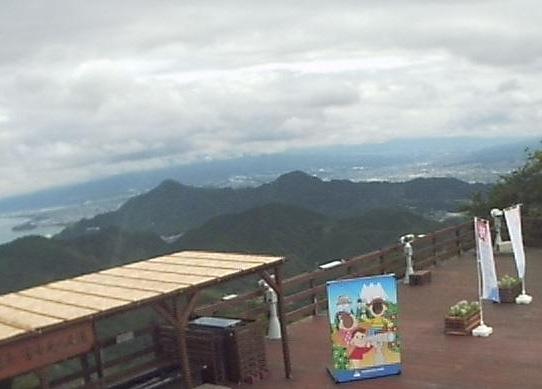 伊豆の国パノラマパークライブカメラと雨雲レーダー/静岡県伊豆の国市