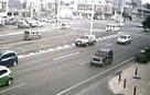 停止中:新都心付近の58号線の様子がみえるライブカメラと雨雲レーダー/沖縄県那覇市
