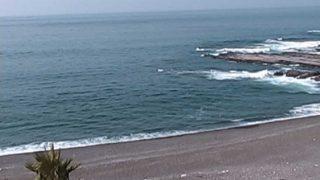 日置の海ライブカメラと雨雲レーダー/和歌山県白浜町