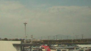 出雲空港ライブカメラ(出雲縁結び空港)[JAL-天気情報]と雨雲レーダー/島根県出雲市
