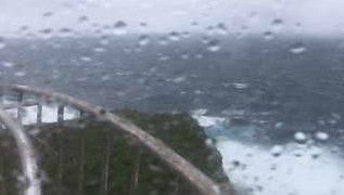 西埼灯台からの映像が見れるライブカメラと雨雲レーダー/沖縄県八重山郡与那国