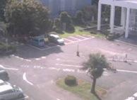 長崎大学医学部ライブカメラと気象レーダー/長崎県長崎市