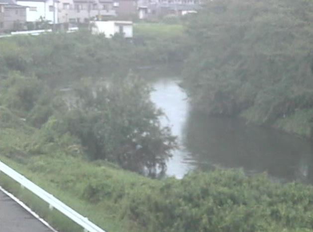 五条川、鴨田川、水場川、新川ライブカメラと気象レーダー/愛知県