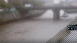 境川ライブカメラと気象レーダー/神奈川県藤沢市