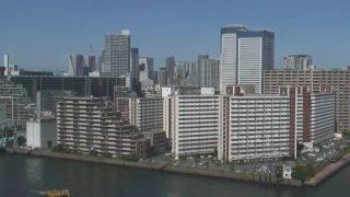 東京運河交差点ライブカメラと雨雲レーダー/東京都江東区