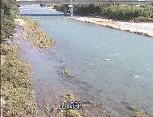 揖保川ライブカメラと気象レーダー/兵庫県姫路市