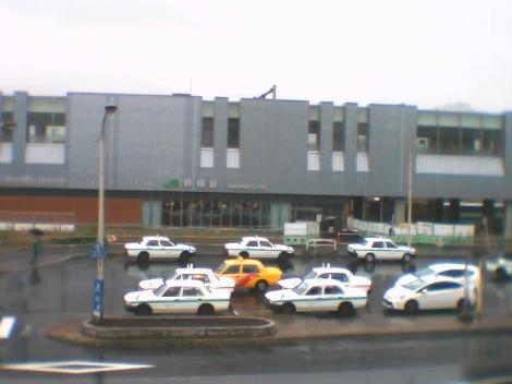 JR北海道 野幌駅前 ライブカメラと雨雲レーダー