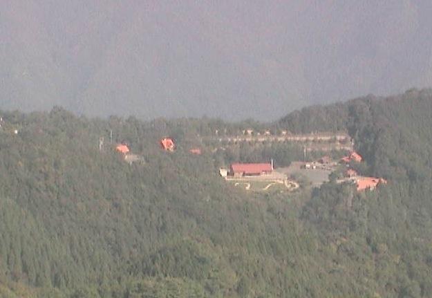 塩塚高原キャンプ場ライブカメラと雨雲レーダー/徳島県三好市