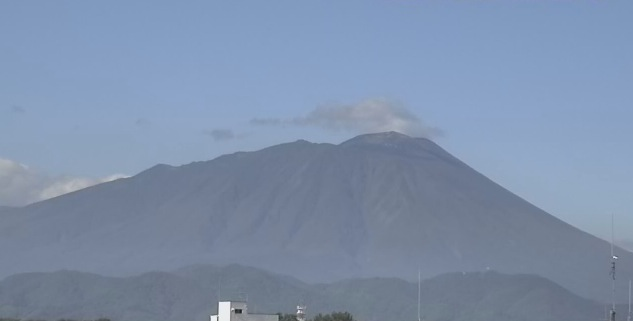 NTT東日本 岩手山ライブカメラと気象レーダー/岩手県