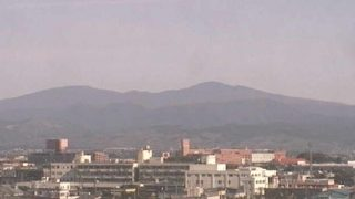 弘前公園、岩木山、八甲田山ライブカメラと気象レーダー/青森県弘前市